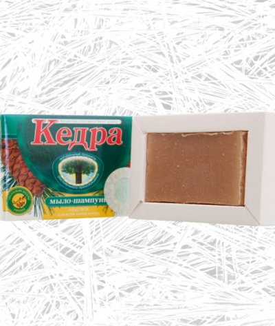 Кедра сапун