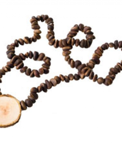 Talisman od sibirskog kedra sa oraščićima